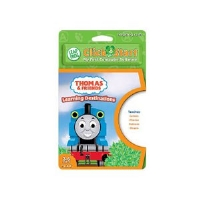 Click to view: LeapFrog 22656 ClickStart Thomas & Friends: Learning Destinations - 3 Adventures with Multiple Levels, Teaches Fundamentals of Reading, Math, and Logic, Ages 3 to 6 Years!