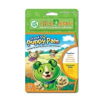 Click to view: LeapFrog 22659 ClickStart Scout's Puppy Pals Game - Phonic Skills, Keyboarding, Mousing, Ages 3-6!