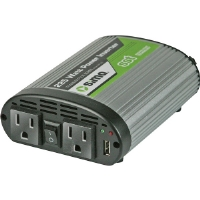 Click to view: Sima  225-Watt Dual-Outlet Smooth Start Power Inverter!