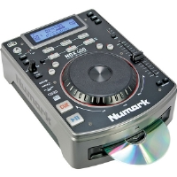 Click to view: Numark  TableTop CD Player With MP3 And USB!