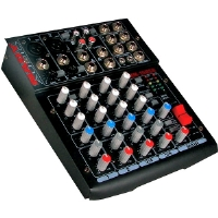 Click to view: Nady MM-15USB 15-Input Mini-Mixer with USB Interface!