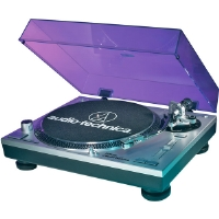 Click to view: Audio-Technica Pro AT-LP120USB Direct-Drive Professional Turntable with USB Output!