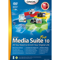Click to view: CYBERLINK MEDIA SUITE 10 PRO!