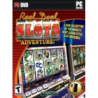 Click to view: Phantom EFX Reel Deal Slots - Adventure!