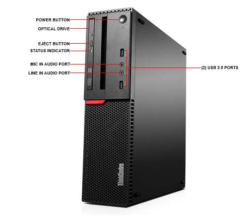 Image Callout - Lenovo ThinkCentre M700 10GT