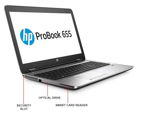 Image Callout - HP ProBook 655 G2
