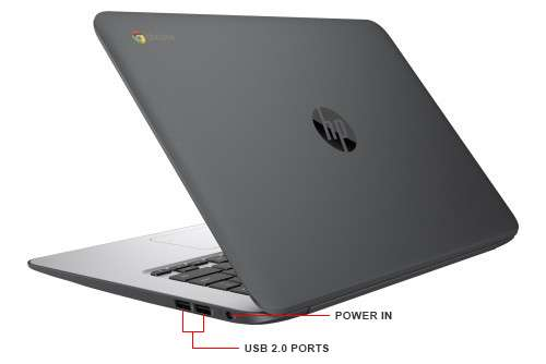 Image Callout - HP 14 G4 Smart Buy Chromebook PC