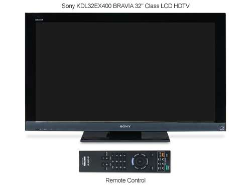 S190 3214 call10 mm Sony BRAVIA KDL 32EX400 32 Inch LCD TV   $380 After Coupon