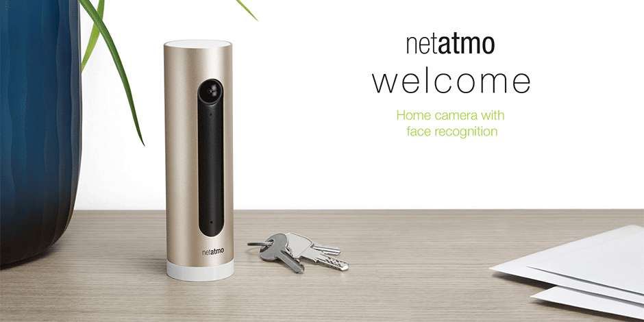 netatmo welcome camera nsc01us at. Black Bedroom Furniture Sets. Home Design Ideas