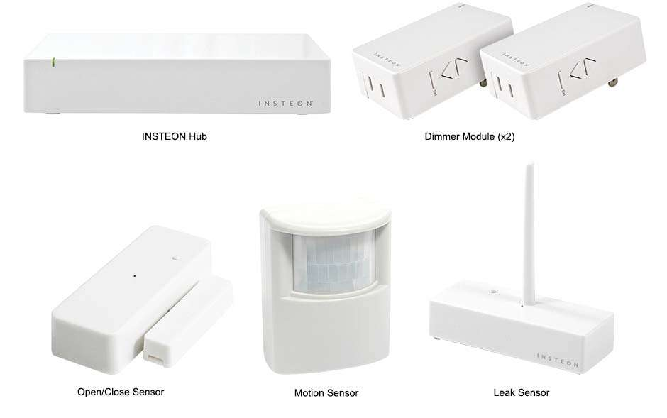 Insteon Home Automation Assurance Kit Product Details