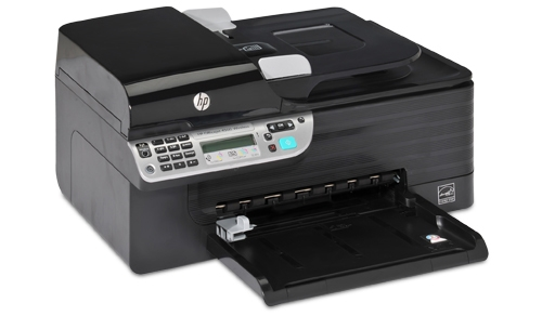 HP Officejet 4500 All-in-One Printer Series Driver Download
