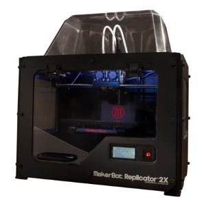 MakerBot Replicator 2X 3D Printer - Fused Desposition Modelling (FMD)