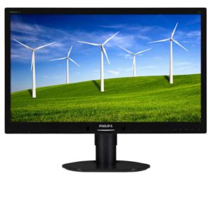 Philips Brilliance 24 LED Monitor - 241B4LPYCB
