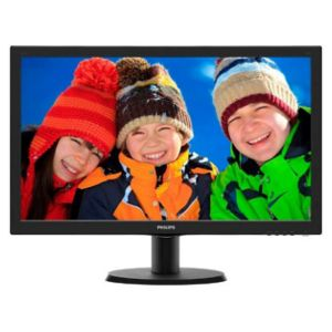 Philips LCD Monitor with SmartControl Lite - 223V5