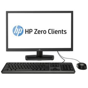 HP Thin Client All-in-One PC - J2N80AT#ABA