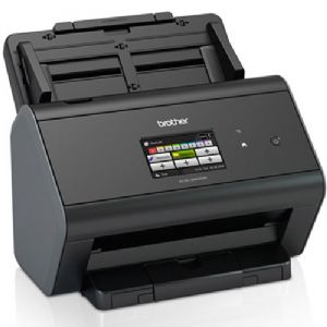 Brother Wireless Document Scanner for Mid to Large Size Workgroups - D