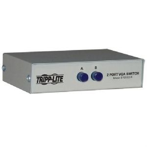 Tripp Lite VGA Switch Two Position Manual (B112-002-R)