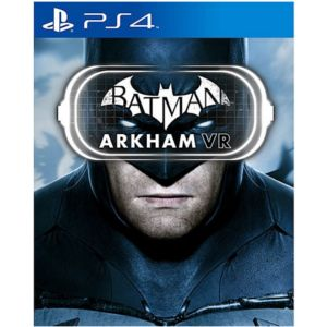 Warner Brothers Publications Inc Batman Arkham VR – Game for Play