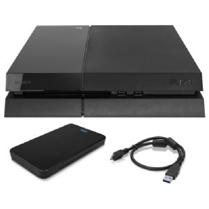 Other World Computing 1TB HDD Enclosure - for the PlayStation 4 5400RP