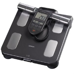 OMRON Body Composition Monitor And Scale - 7x Fitness Indicators Full