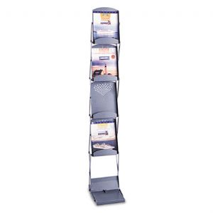Safco® Portable Double-Sided Folding Lit