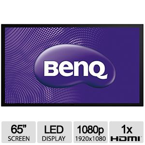 BenQ IL650 65 Touch Interactive Panel Display