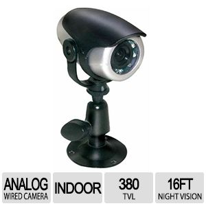 First Alert Indoor Analog Wired Camera