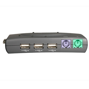 Cables To Go 2-Port VGA PS/2 and USB KVM Switch