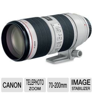 Canon EF 70-200mm f/2.8L IS II USM Telephoto Zoom