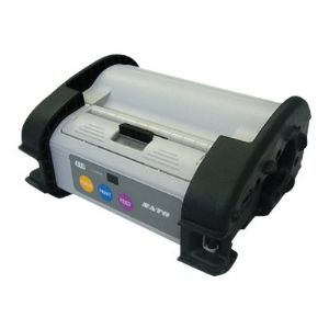 SATO MB 410i – Label printer – thermal paper – Roll (2.16 in) – 305 dp
