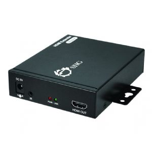 SIIG HDMI Over Gigabit IP Extender with IR