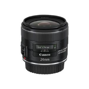 Canon EF lens - 24 mm
