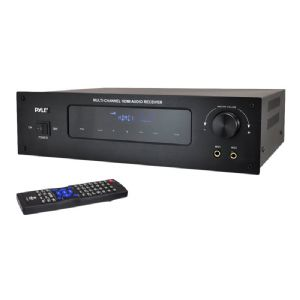 PyleHome PT592A - AV receiver - 5.1 channel
