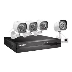 Zmodo ZM-SS814 - DVR + camera(s) - wired