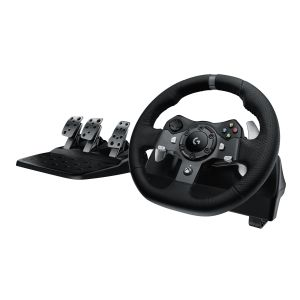 Logitech G920 Driving Force - wheel and pedals set