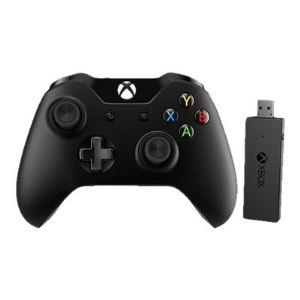 Microsoft Xbox One Wireless Controller and