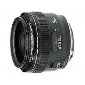 Canon EF wide-angle lens - 28 mm