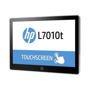 HP L7010t Retail Touch Monitor - LED monitor - 10.1 - touchscreen - 12