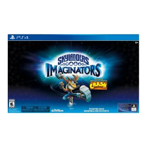 Skylanders Imaginators Starter Crash Bandicoot