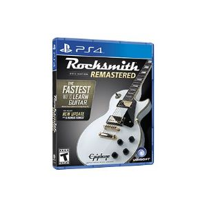 Rocksmith 2014 Edition Remastered - Sony