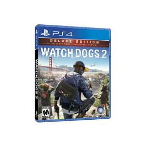 Watch Dogs 2 Deluxe Edition - Sony PlayStation 4