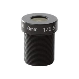 AXIS CCTV lens - 6 mm