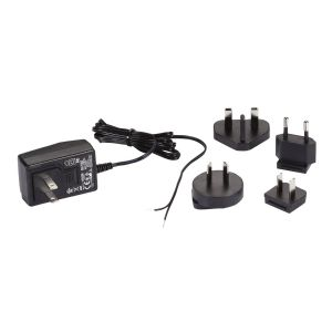 Black Box Wallmount Power Supply with Bare Leads