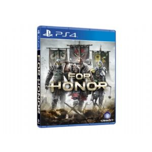 For Honor Deluxe Edition - Sony PlayStation 4