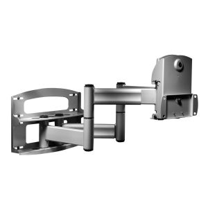 Peerless Full-Motion Plus Wall Mount With Vertical