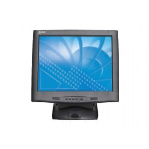 3M MicroTouch M1700SS USB - LCD monitor - 17