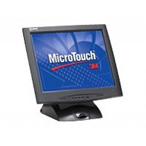 3M MicroTouch M1700SS Serial - LCD monitor - 17