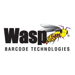 Wasp Wax – 3.3 in x 820 ft – print ribbon – for Wasp WPL606 WPL606EZ