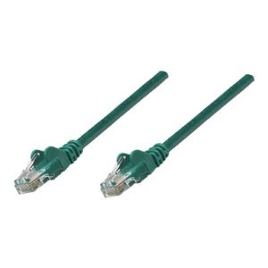 CAT-5E UTP PATCH CABLE 7FT GREEN
