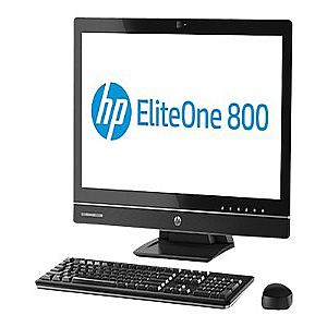 HP EliteOne 800 G1 - Core i5 4670S 3.1 GHz - 4 GB